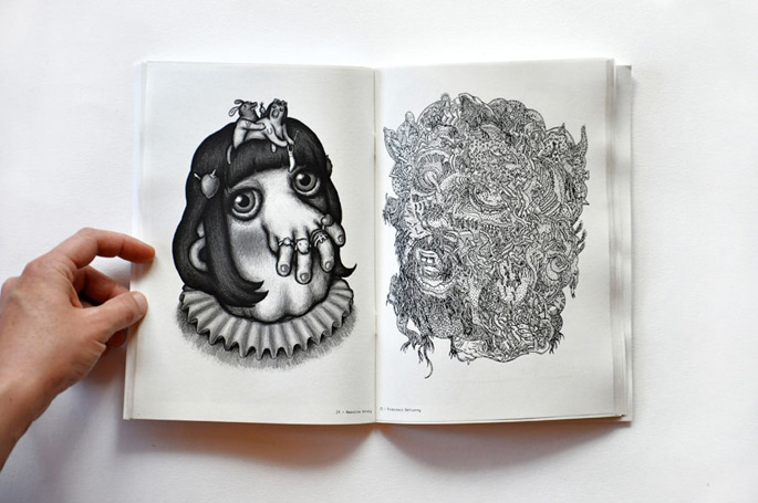 Amandine Urruty - Headache - Editions du Livre