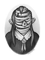 Amandine Urruty - Mummy