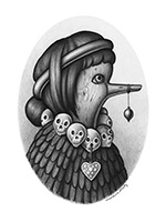 Amandine Urruty - Woodbird