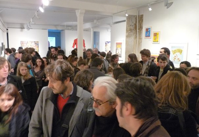 Arts Factory - Winter Show 2009