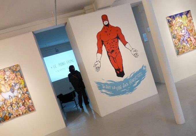 Arts Factory - Winter Show 2009