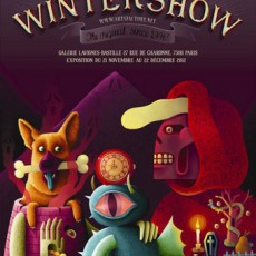 Arts Factory Winter Show 2012 – Paris