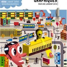 Itineraires Graphiques – Lorient – 2010