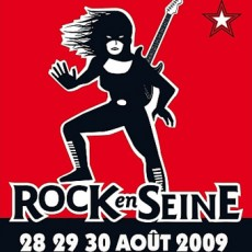 Rock Art – Rock en Seine – 2009