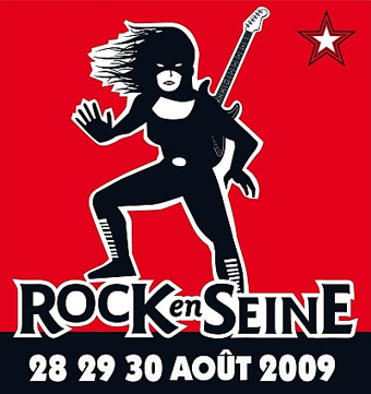 Rock en Seine 2009 - Rock Art