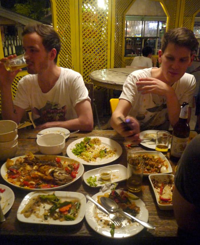 Amandine Urruty - Nicolas Barrome - Bangkok - Bukruk Festival