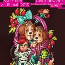 Chiot Devant ! – Solo Show @ Le Lieu Unique – Nantes