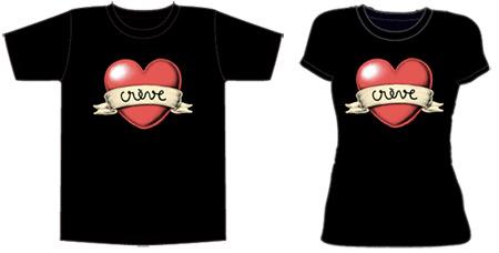 Amandine Urruty - T-Shirts - Crève