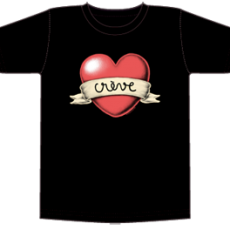Crève T-Shirts – SOLD OUT