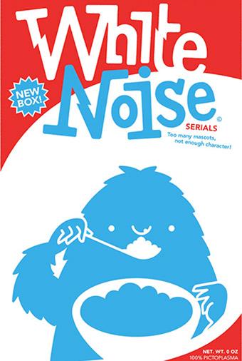Pictoplasma - White Noise Group Show - Madrid
