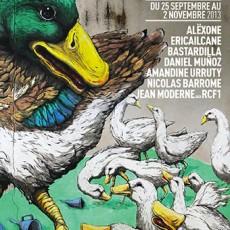 Le 4ème Mur – Street Art Festival – Niort