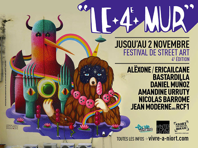 Le 4eme Mur - Niort - Octobre 2013