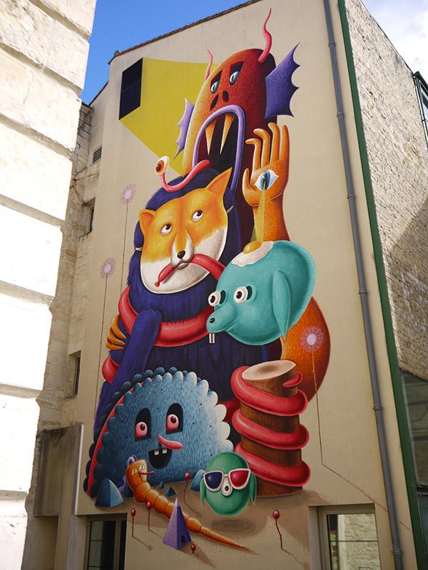 Amandine Urruty - Nicolas Barrome - Le 4eme Mur - Niort