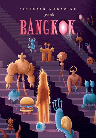 Fine Rats - Bangkok Special Edition