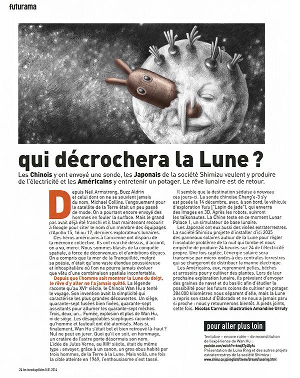 Amandine Urruty - Les Inrocks