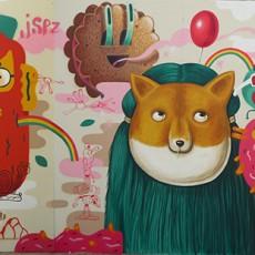 Mural Painting – Aix en Provence