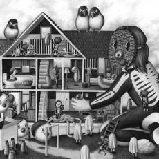 Dollhouse Triptych