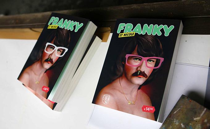 Amandine Urruty - Franky & Nicole