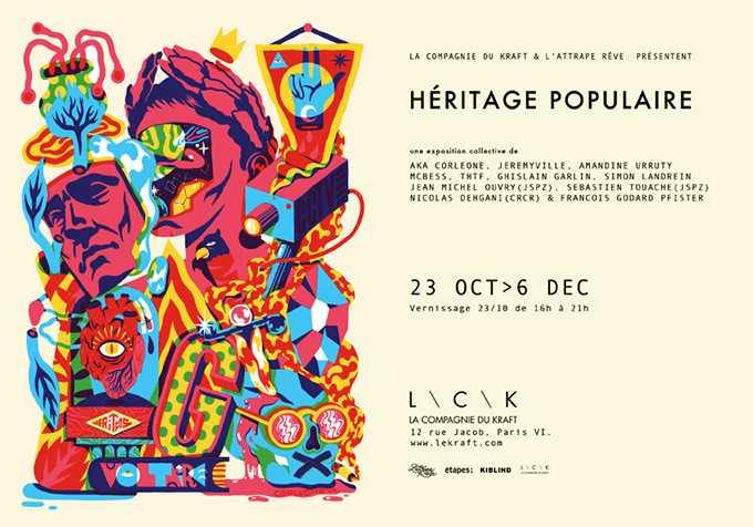 Heritage Populaire - Group Show