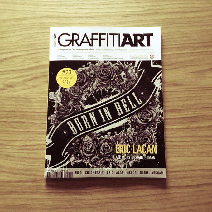 Graffiti Art Mag #23