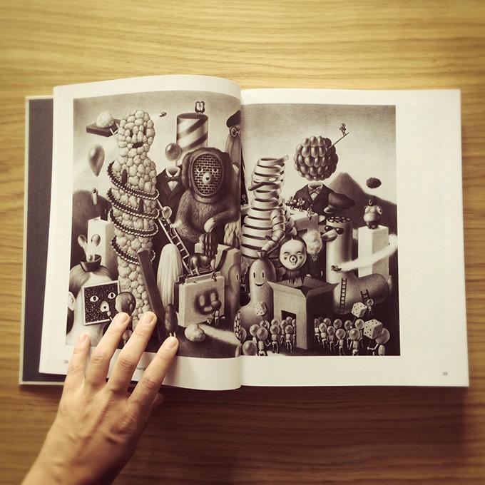 Amandine Urruty - Pictoplasma - Character Portraits
