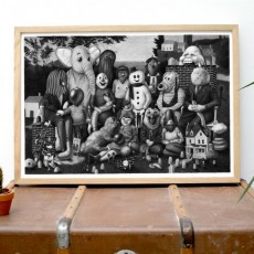 Family Portrait II – Print – SOLD OUT