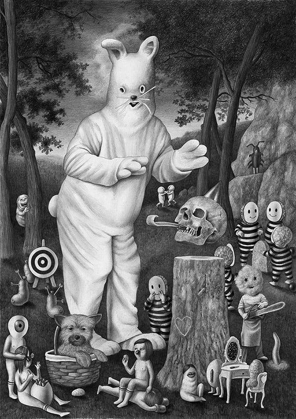 Amandine Urruty - Rabbit