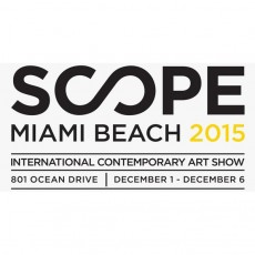 Scope Miami 2015 – A new piece for the Copro Gallery