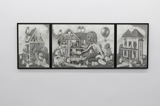 Amandine Urruty - Little Secrets - Plastic Murs - Valencia