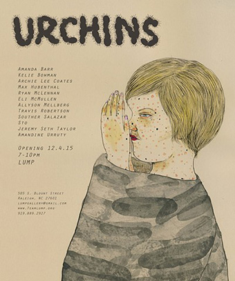 Urchins - Group Show - Lump