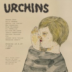 Urchins Group show – Lump – Raleigh