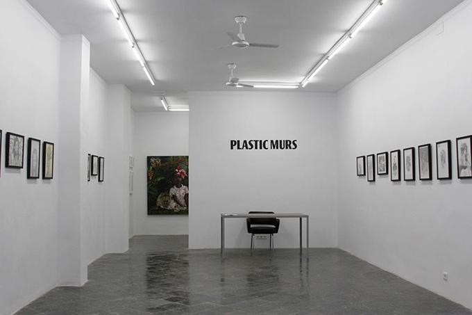 Amandine Urruty - Plastic Murs - Valencia
