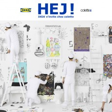 IKEA X COLETTE / Performance