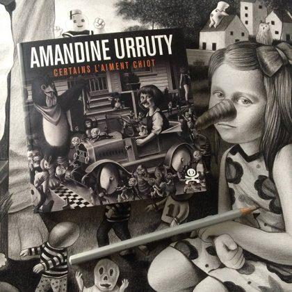 Amandine Urruty - Opus Delits