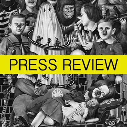 Amandine Urruty - The Party - Press Review