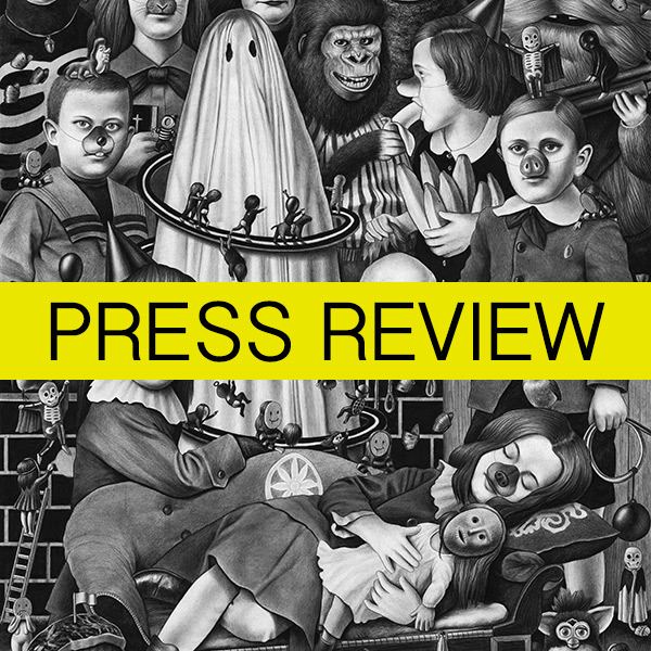 Amandine Urruty - The Party - Press Review