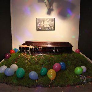 Amandine Urruty - The Party - Solo SHow