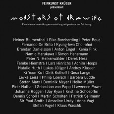 Monsters of Drawing group show – Feinkunst Krüger – Hamburg