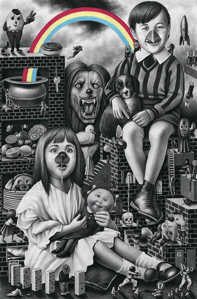 Amandine Urruty - Copro Gallery - 2018