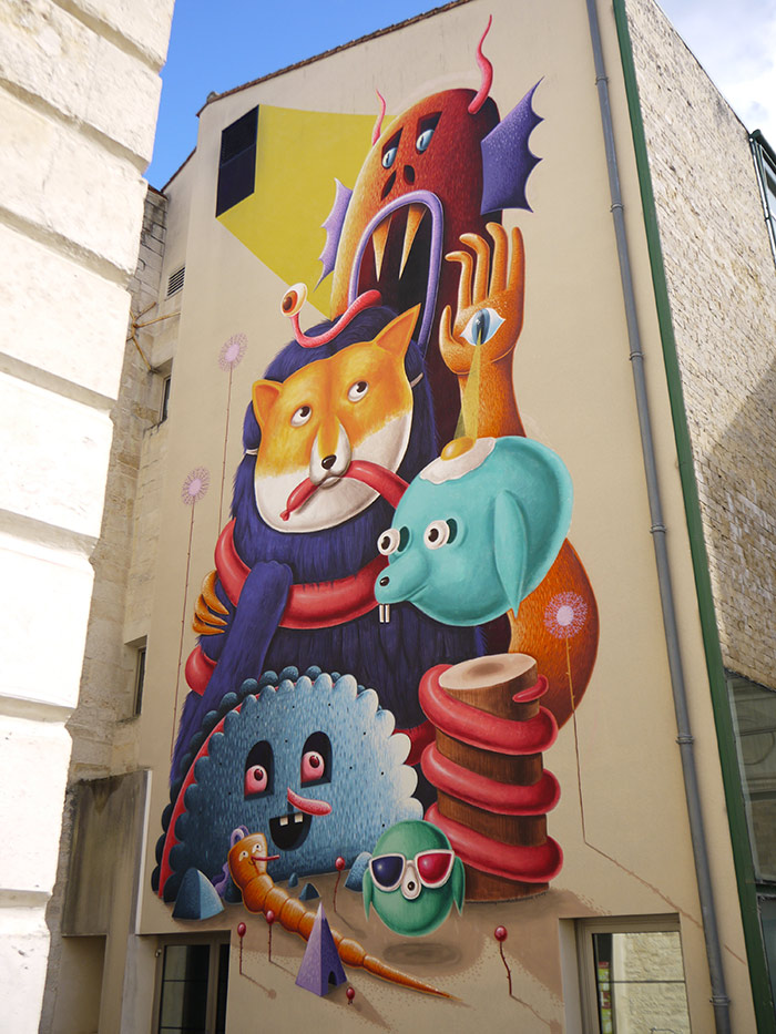 Amandine Urruty - Le 4e Mur - Niort