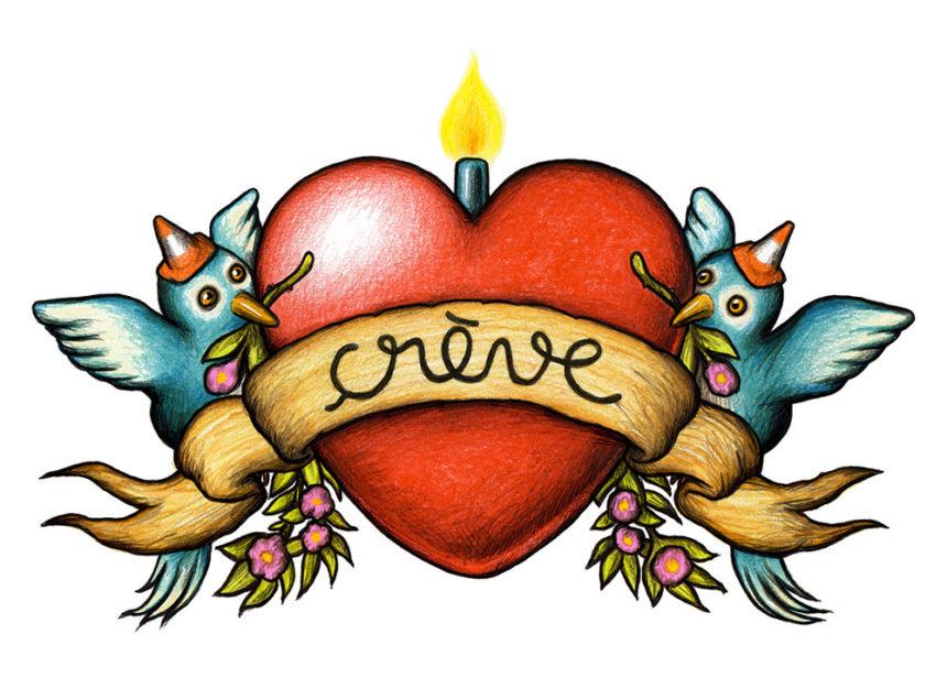 Amandine Urruty - Creve