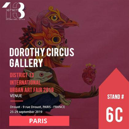 Amandine Urruty - District 13 Art Fair