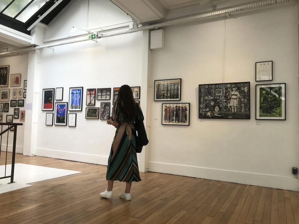 Amandine Urruty - DDessin 2020 - Bim Bam Gallery
