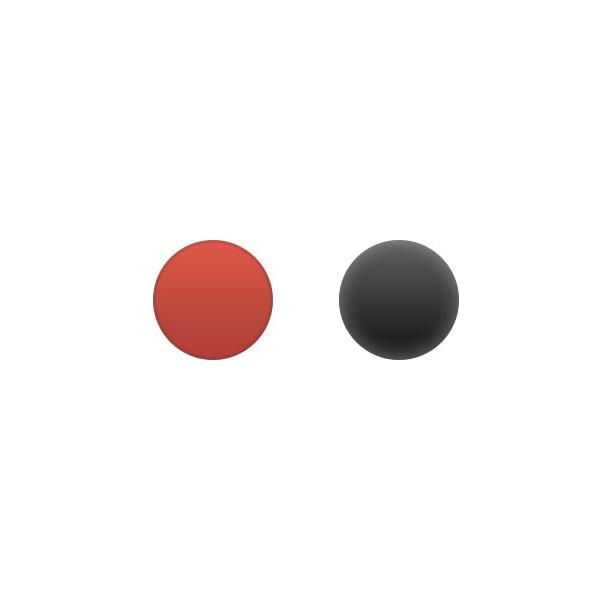 Amandine Urruty - Galerie LJ - Rouge Noir