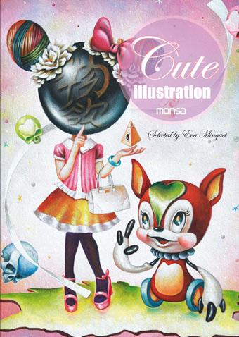 Cute Illustration - Monsa