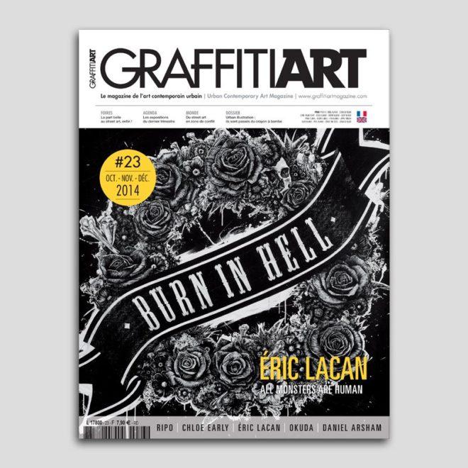 Amandine Urruty - Graffiti Art Magazine - 23