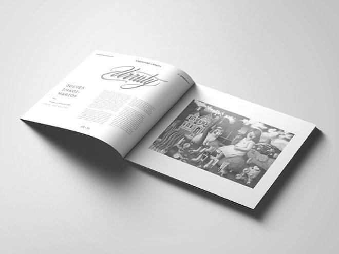 Amandine Urruty - Joia Magazine #38