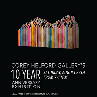 Corey Helford 10 years