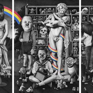 Amandine Urruty - His Triptych