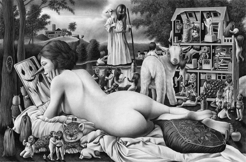 Amandine Urruty - Luxuria